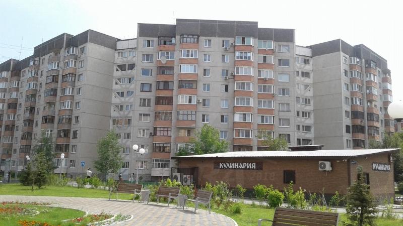 4 комнатная квартира  в Восточном мкрн., ул. Моторостроителей, 14/2, г. Тюмень