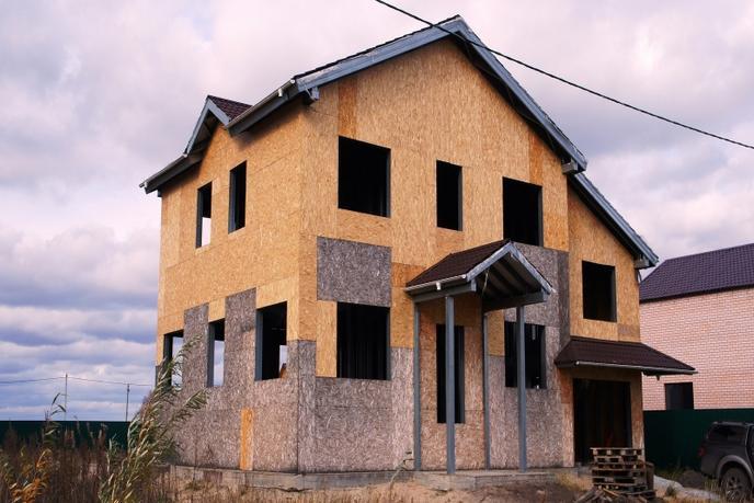 Загородный дом, д. Есаулова, в районе Старый тобольский