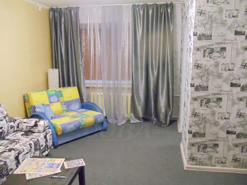 1 комнатная квартира  в районе ТЦ «Премьер», ул. Мельникайте, 107, г. Тюмень
