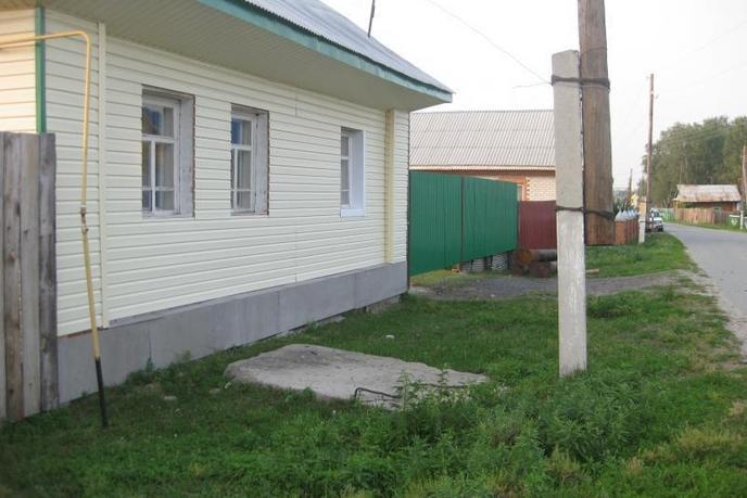 Частный дом, д. Муллаши, по Ялуторовскому тракту