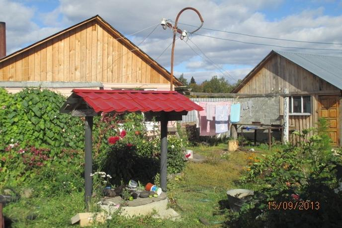 Загородный дом с баней, п. Тугулым, по Московскому тракту