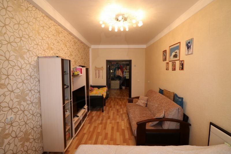 1 комнатная квартира  в районе Мыс, ул. Жуковского, 84/1, г. Тюмень