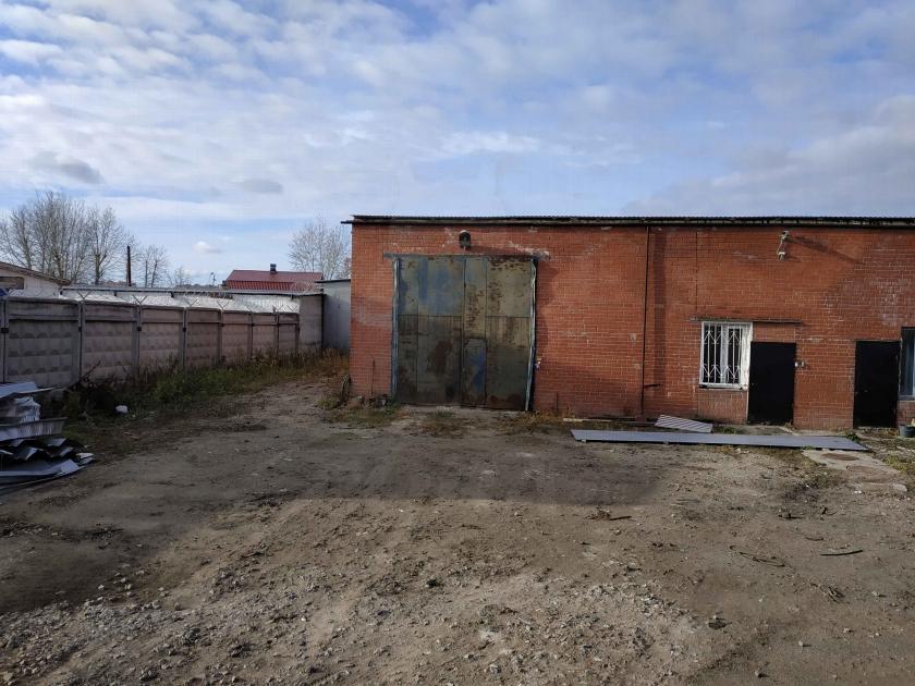 Участок под нежилые строения, в районе Матмасы, г. Тюмень