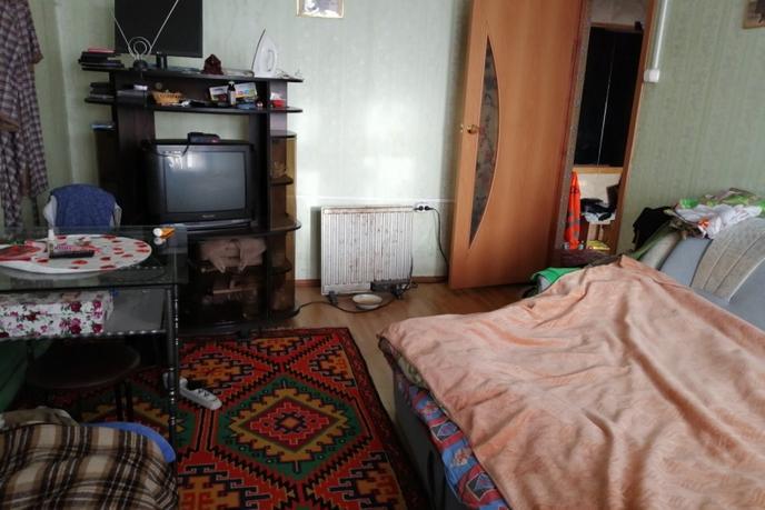 2 комнатная квартира , ул. Строителей, 8, с. Башкова
