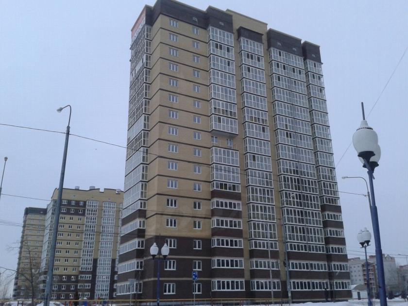 Студия в районе Мыс, ул. Судоремонтная, 29, Жилой комплекс «Новый мыс», г. Тюмень