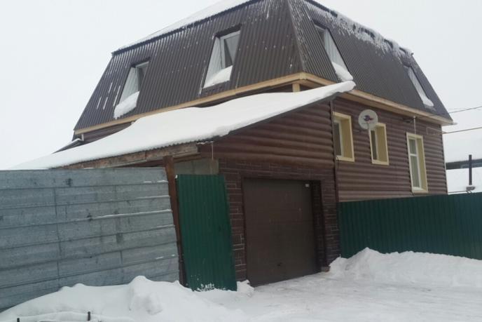 Загородный дом, в районе Центральная часть, с. Гусево, по Московскому тракту