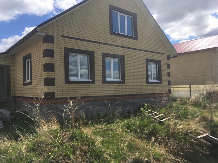 Загородный дом, в районе КП Высокий берег, с. Чикча, в районе Старый тобольский