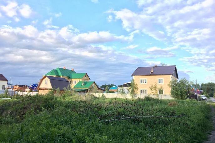 Участок под ИЖС или ЛПХ, в районе Нагорный Тобольск, г. Тобольск