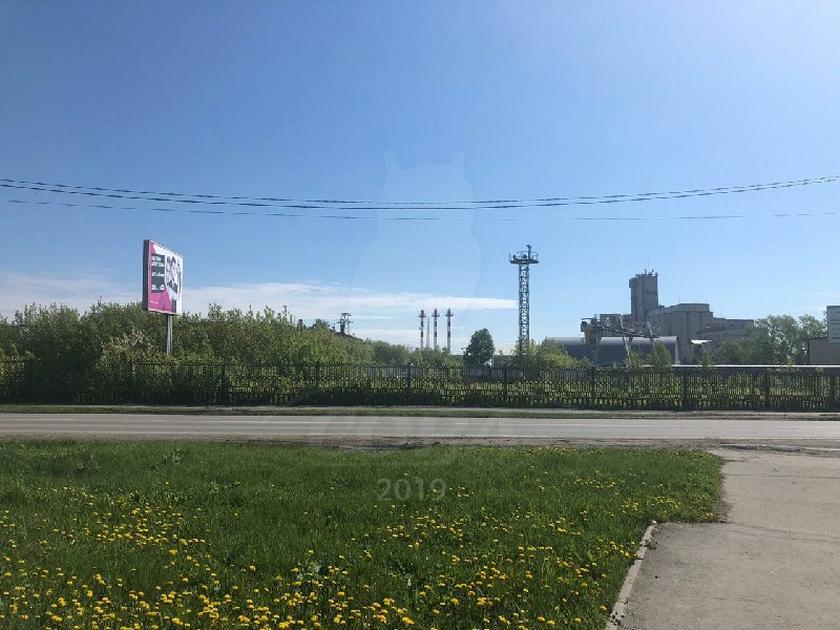 Участок под нежилые строения, в районе Залинейный, г. Ялуторовск, по Ялуторовскому тракту