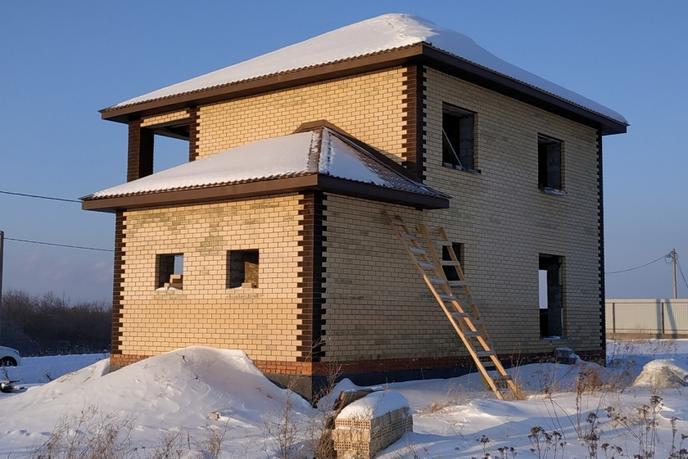 Загородный дом, д. Паренкина, в районе Старый тобольский
