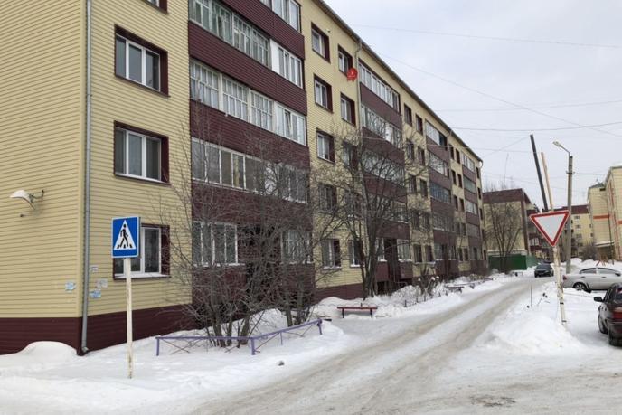 1 комнатная квартира  в районе Центральная часть, ул. Энергетиков, 1, п. Богандинский