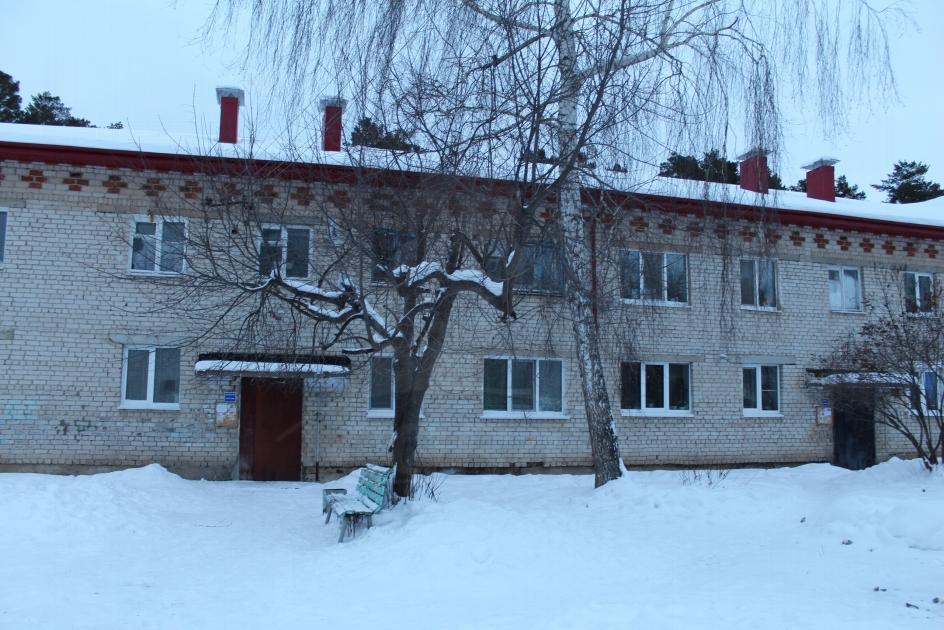 2 комнатная квартира  в районе Центральная часть, ул. Сосновая, 16, п. Новотарманский