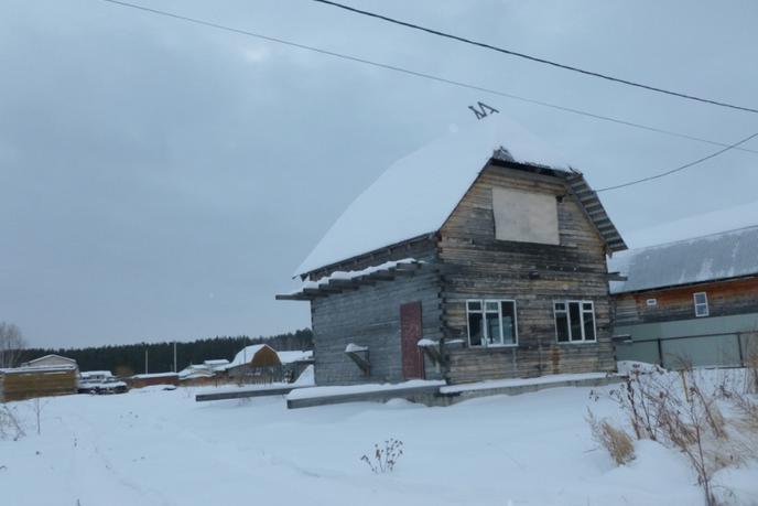 Загородный дом, в районе Поле чудес, с. Каменка, по Ирбитскому тракту
