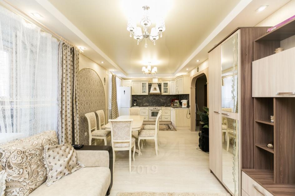 4 комнатная квартира  в районе ММС, ул. Голышева, 4, Жилой дом «Fresh», г. Тюмень