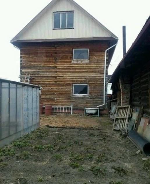 Частный дом с баней, в районе Мыс, г. Тюмень