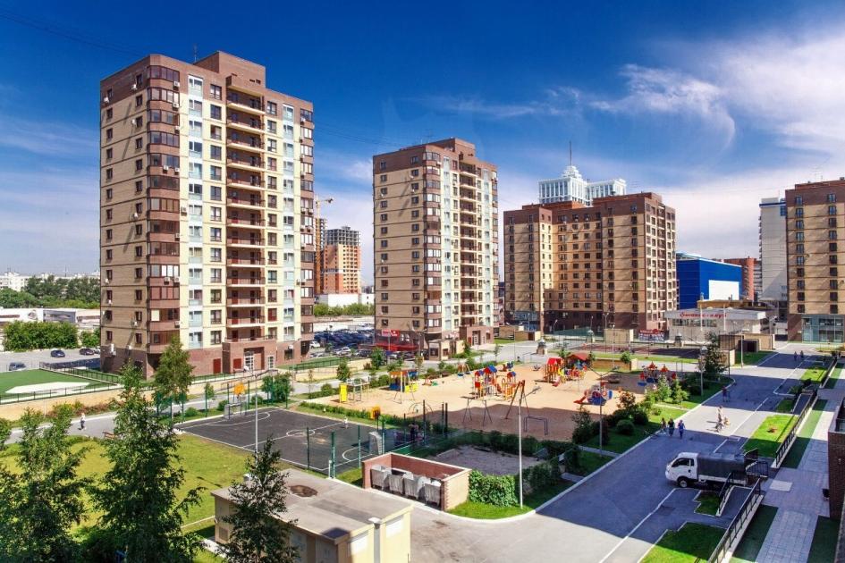Многокомнатн. квартира  в районе Драмтеатра, ул. Максима Горького, 68, ЖК «Даудель», г. Тюмень