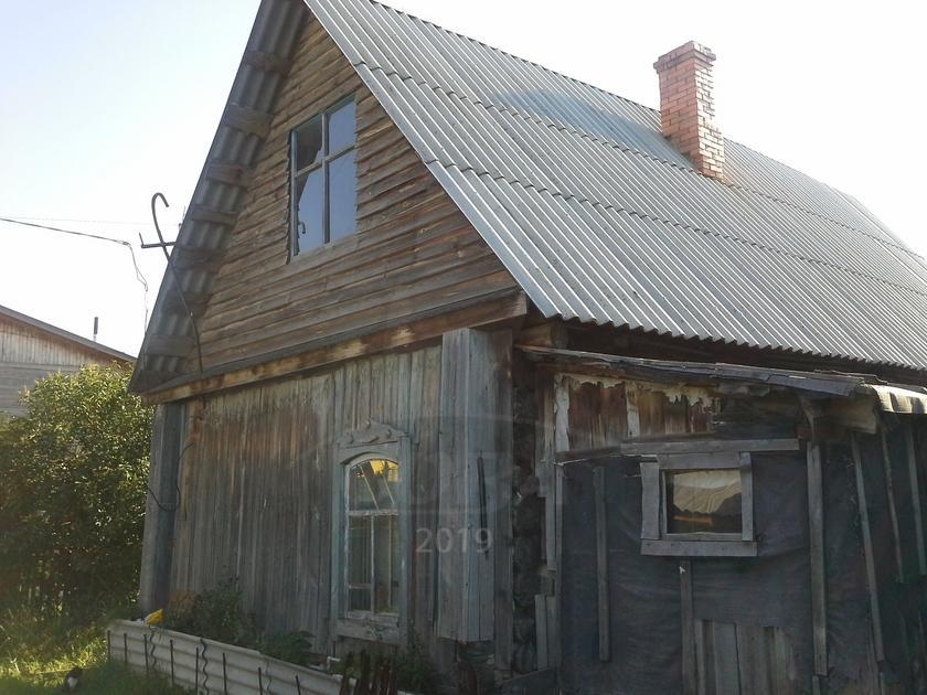 Ветхий дом, п. Лесозаводский, по Велижанскому тракту
