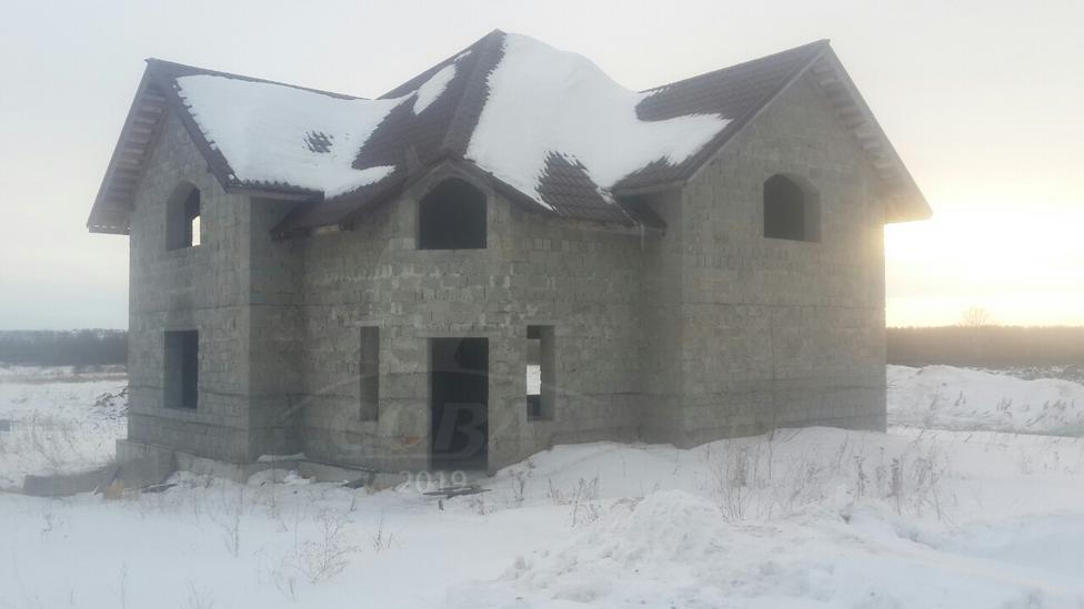 коттедж у озера, в районе Верхний бор, г. Тюмень