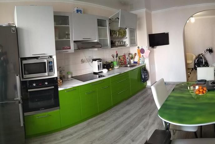 3 комнатная квартира  в районе Тюменская Слобода, ул. Созидателей, 3, ЖК «Комарово», д. Дударева