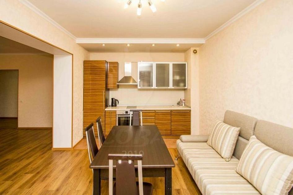 3 комнатная квартира  в районе Дома печати, ул. Немцова, 4, г. Тюмень
