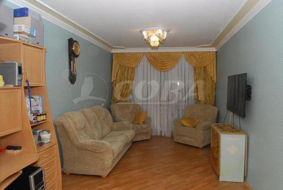3 комнатная квартира  в районе Лесобаза (Тура), ул. Домостроителей, 18, г. Тюмень