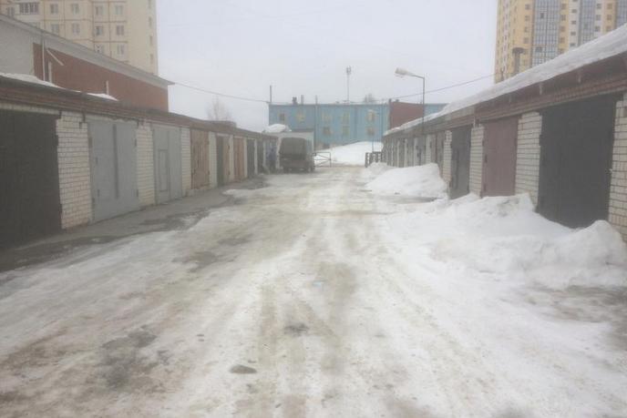 Гараж капитальный в районе Нагорный Тобольск, г. Тобольск, ГК «Эдельвейс»