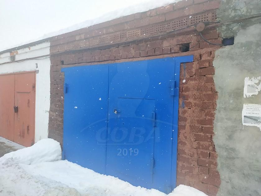Гараж капитальный в районе Нагорный Тобольск, г. Тобольск, ГК по пер. Рощинский