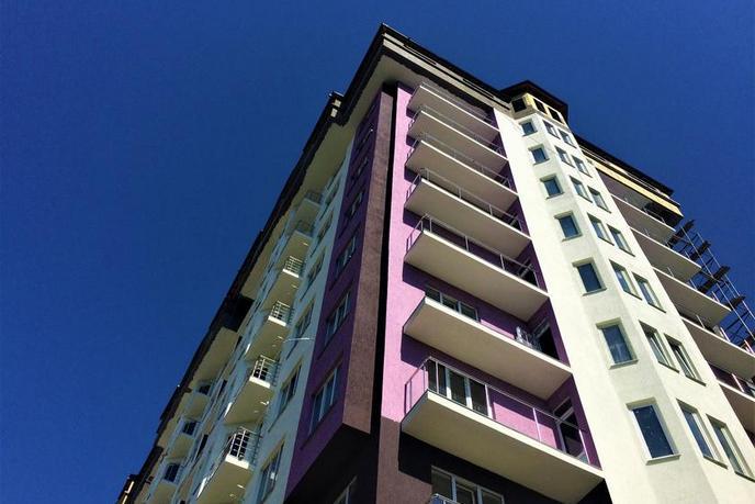 2 комнатная квартира  в районе Весёлое, ул. Лесная, 6/1Б, г. Сочи