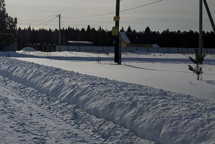 Участок под ИЖС или ЛПХ, в районе КП Серёгино, п. Кыштырла, по Ялуторовскому тракту