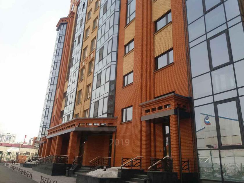 1 комнатная квартира  в районе Выставочного зала, ул. Пржевальского, 33/1, ЖК «Art&Smart», г. Тюмень