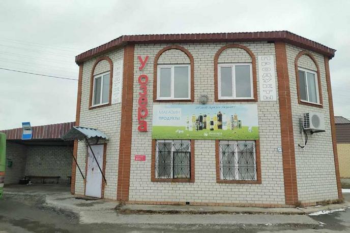 Торговое помещение в отдельно стоящем здании, продажа, п. Андреевский