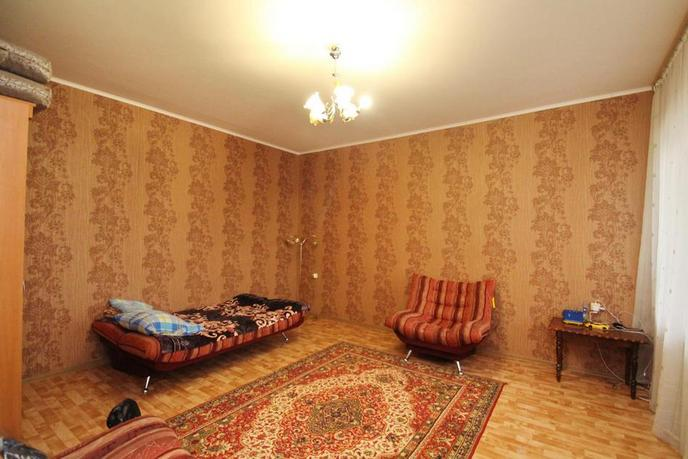 3 комнатная квартира  в районе Центральная часть, ул. Таежная, 2А, п. Богандинский