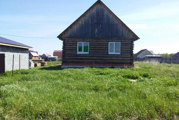 Недостроенный дом, п. Киево, по Ялуторовскому тракту