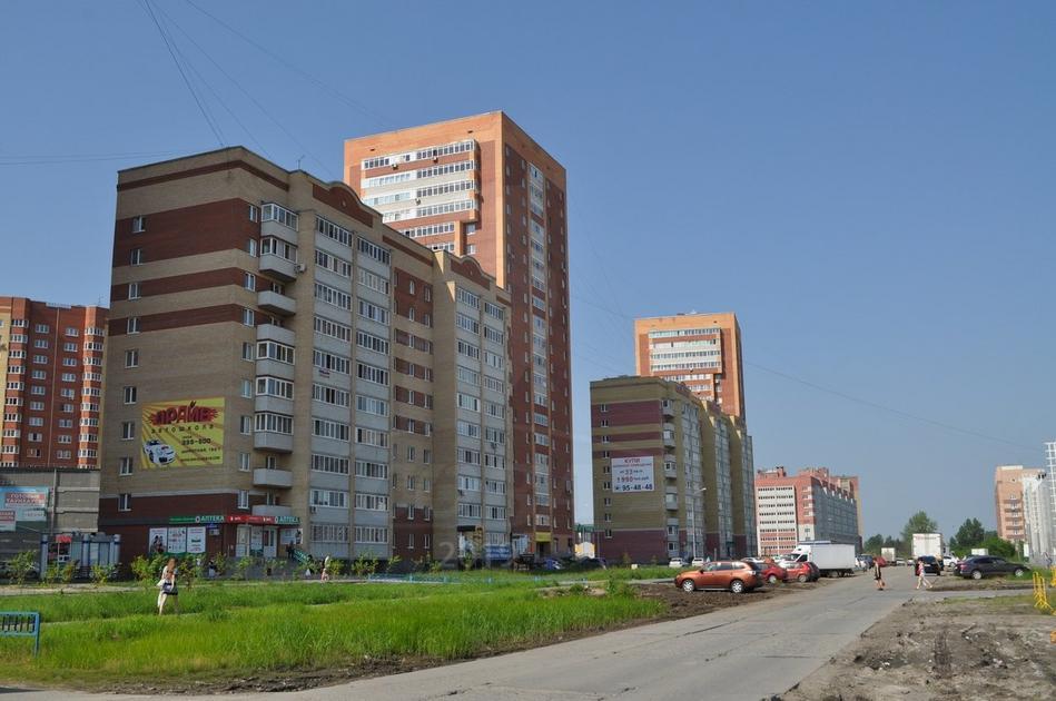 1 комнатная квартира  в Восточном 2 мкрн., ул. Широтная, 193, г. Тюмень