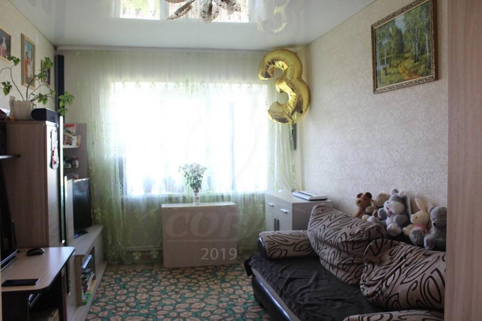 2 комнатная квартира  в районе Центральная часть, ул. Механизаторов, 2, с. Каменка