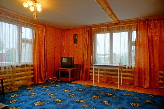 Загородный дом с баней, д. Новопокровка, по Велижанскому тракту