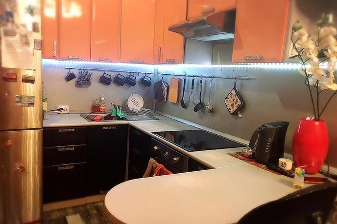3 комнатная квартира  в районе Менделеево, ул. микрорайон Менделеево, 4, г. Тобольск