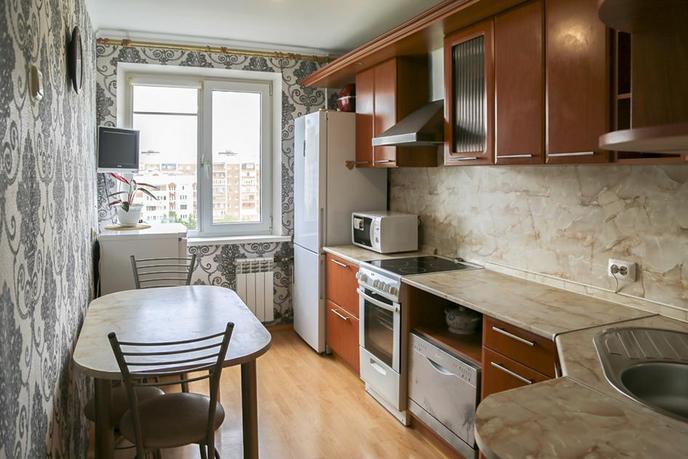3 комнатная квартира  в районе Дом Обороны, ул. Белинского, 1А, г. Тюмень
