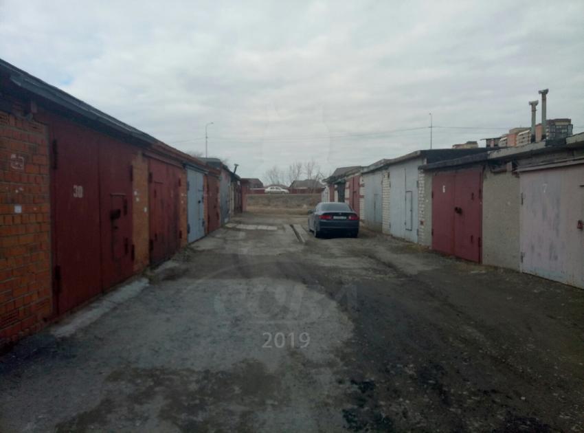 Гараж капитальный в районе Мыс, г. Тюмень, ГК