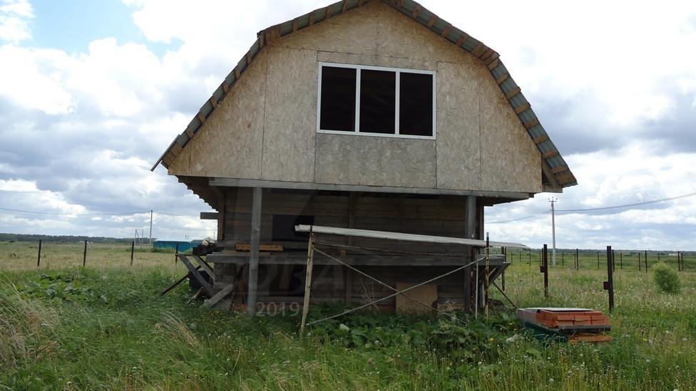 Садовый участок с баней, с. Мальково, в районе Старый тобольский