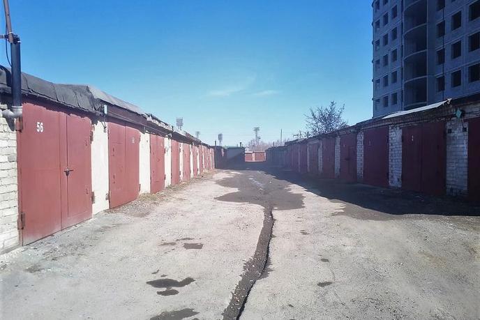 Гараж капитальный в районе Дом Обороны, г. Тюмень, ГК «Черемушки»