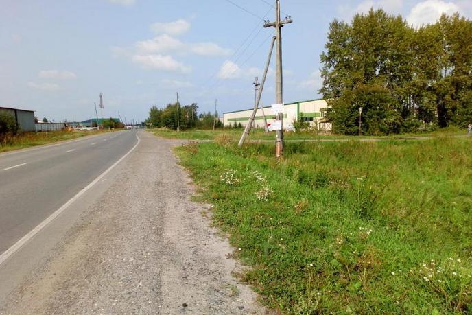Участок общественно деловое, в районе Центральная часть, с. Чикча, в районе Старый тобольский