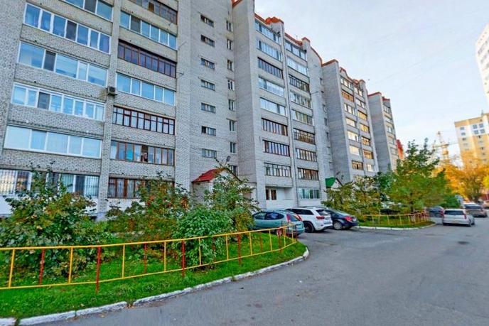 3 комнатная квартира  в районе Дома печати, ул. Водников, 12, г. Тюмень