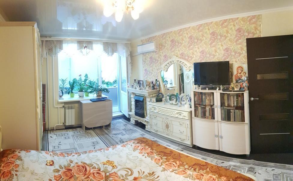 1 комнатная квартира  в районе Червишевского тр., ул. Ставропольская, 8, г. Тюмень