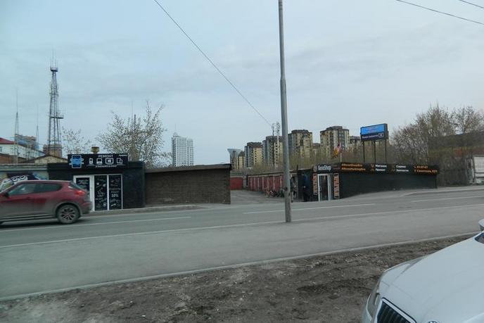 Гараж капитальный в районе Драмтеатра, г. Тюмень, ГК «Магистраль - 3»