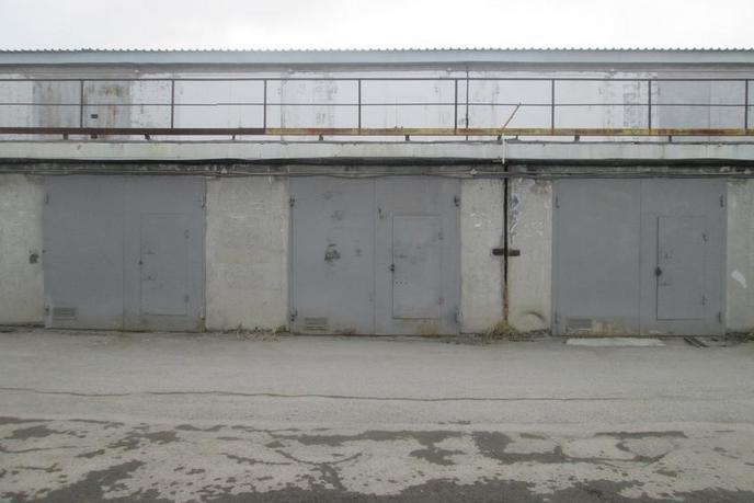 Гараж капитальный в районе Суходолье, г. Тюмень, ГК «Рекорд»