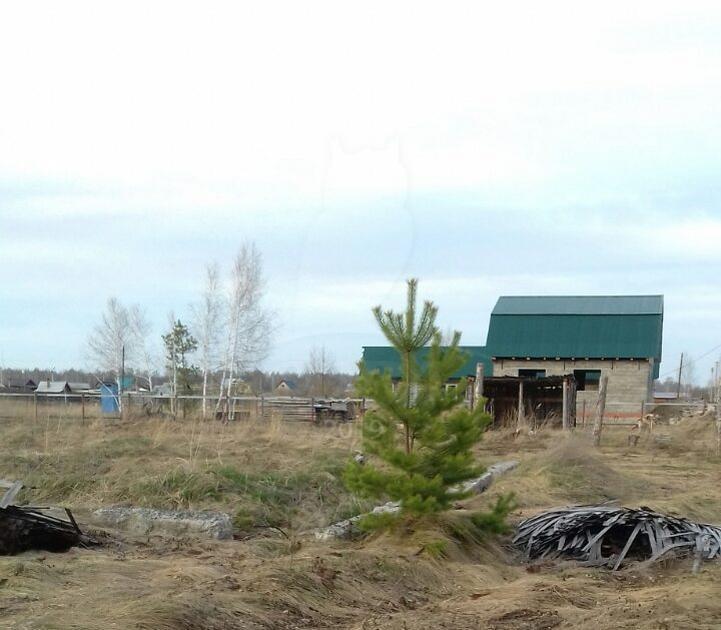 Участок под ИЖС или ЛПХ, п. Кыштырла, по Ялуторовскому тракту