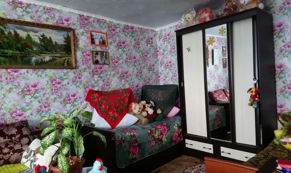 3 комнатная квартира , ул. Мостостроителей, 6, п. Прииртышский