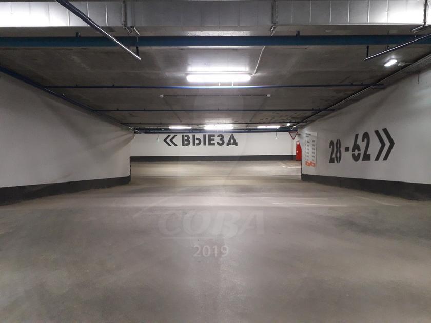 Парковочное место в районе Мыс, г. Тюмень, Паркинг в Звёздном городке
