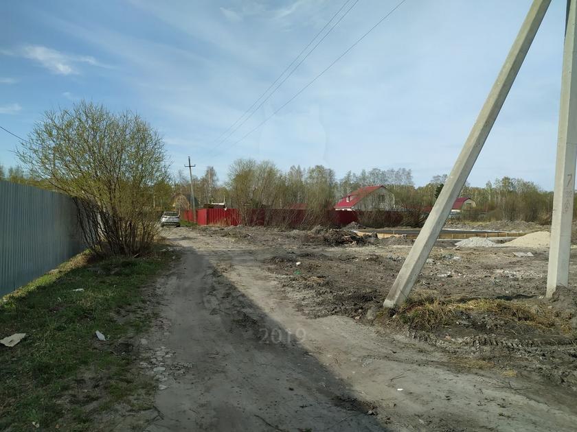 Садовый участок, с/о садовое товарищество Поляна, по Салаирскому тракту